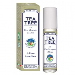 TEA TREE ROLL ON - ERBORISTERIA MAGENTINA -