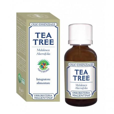 TEA TREE OLIO ESSENZIALE 30 ml - ERBORISTERIA MAGENTINA -