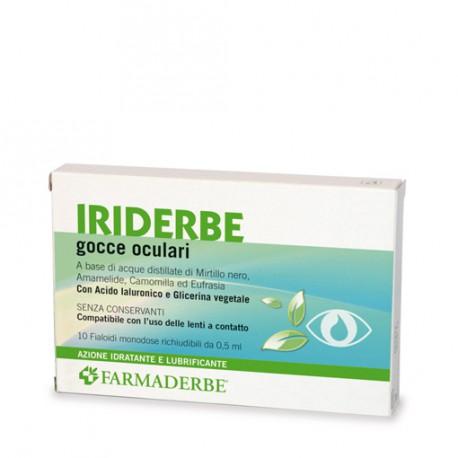 GOCCE OCULARI IRIDERBE MONODOSE - FARMADERBE -