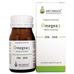 OMEGEA3 100 CAPSULE INTEGRATORE A BASE DI EPA ,DHA DI ORIGINE ALGALE ARCANGEA
