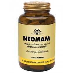 NEOMAM SOLGAR 60 TAVOLETTE