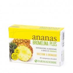 ANANAS BROMELINA PLUS - FARMADERBE -