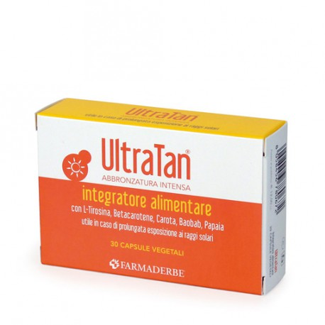 ULTRA TAN -FARMADERBE- 30 capsule