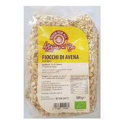 FIOCCHI DI AVENA 500 GR - FOOD FOR ALL -