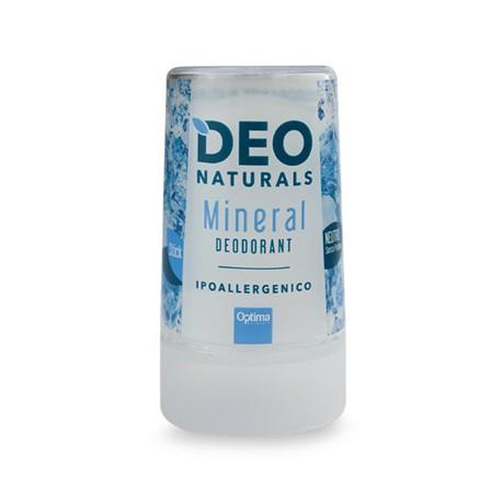 DEO NATURALS DEODORANTE MINERALE STICK - OPTIMA -