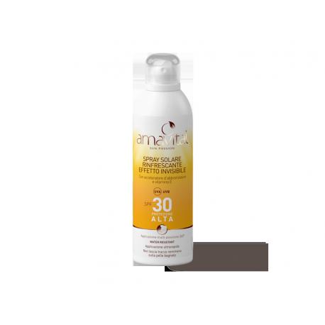 AMAVITAL SUN PASSION SPRAY SOLARE RINFRESCANTE SPF30 150 ML - OFICINE CLEMAN