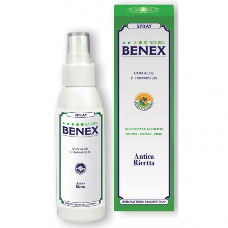 SPRAY NATURAL BENEX - ERBORISTERIA MAGENTINA -