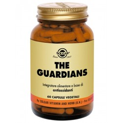 THE GUARDIANS SOLGAR 30 CAPSULE VEGETALI