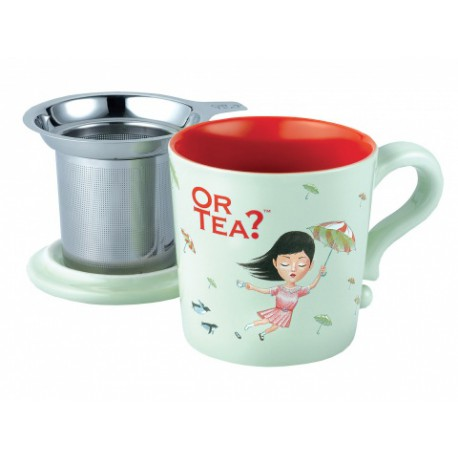 TAZZA MINT MUG OR TEA - OR TEA -