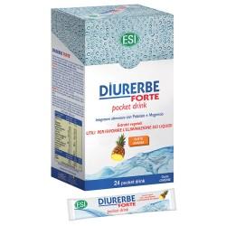 DIURERBE FORTE POCKET DRINK ANANAS - ESI -