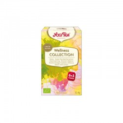 WELLNESS COLLECTION - YOGI TEA -