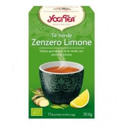 TE' VERDE ZENZERO LIMONE - YOGI TEA -