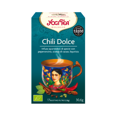 CHILI DOLCE - YOGI TEA -