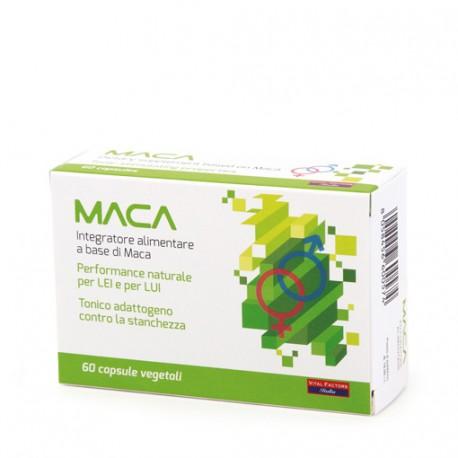 MACA -VITAL FACTORS - 60 capsule vegetali