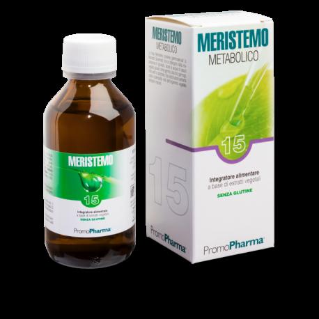 MERISTEMO 15 METABOLICO - PROMPHARMA -