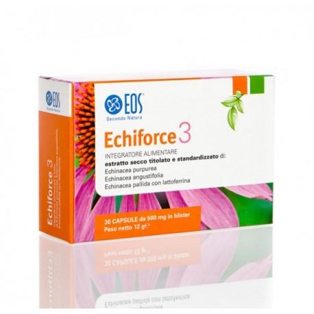 ECHIFORCE 3 VEGICAPS - EOS -