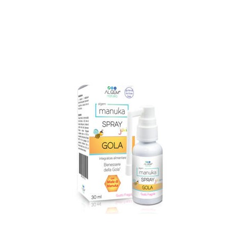 ALGEM MANUKA SPRAY JUNIOR - ALGEM NATURA -