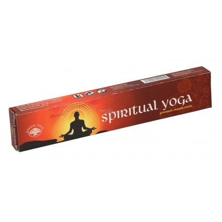 INCENSO SPIRITUAL YOGA - GREEN TREE -
