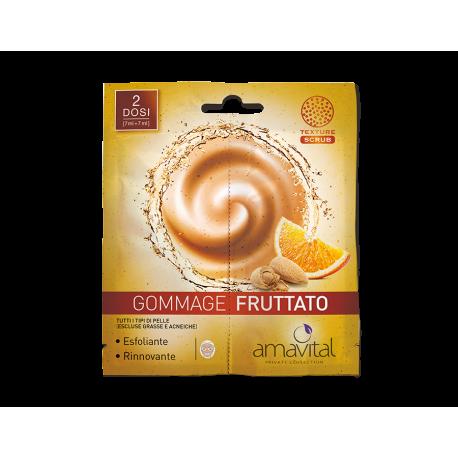 GOMMAGE FRUTTATO MASCHERA - AMAVITAL OFICINE CLEMAN -