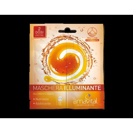 MASCHERA VISO ILLUMINANTE - AMAVITAL OFICINE CLEMAN -