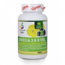 OMEGA 3, 6, 9 VEG - OPTIMA NATURALS -