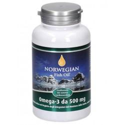 NORVEGIAN FISH OIL INTEGRATORE OMEGA 3 IN PERLE - NORVEGIAN FISH OIL -