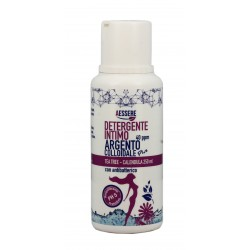 DETERGENTE INTIMO ARGENTO COLLOIDALE 40ppm - AESSERE -