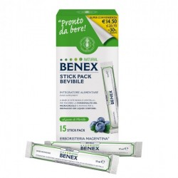 BENEX STICK BEVIBILE - ERBORISTERIA MAGENTINA -