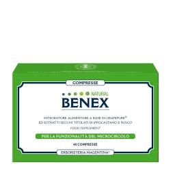 COMPRESSE NATURAL BENEX - ERBORISTERIA MAGENTINA -