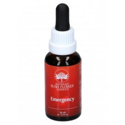 EMERGENCY - BUSH FLOWER ESSENCES -