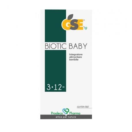 GSE BIOTIC BABY 3-12 -PRODECO PHARMA -