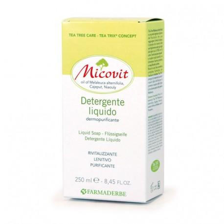 MICOVIT DETERGENTE LIQUIDO - FARMADERBE -