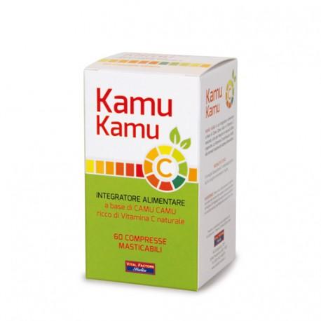 KAMU KAMU MASTICABILE - FARMADERBE VITAL FACTOR -