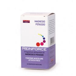 MAGNESIO E POTASSIO - VITAL FACTORS FARMADERBE -