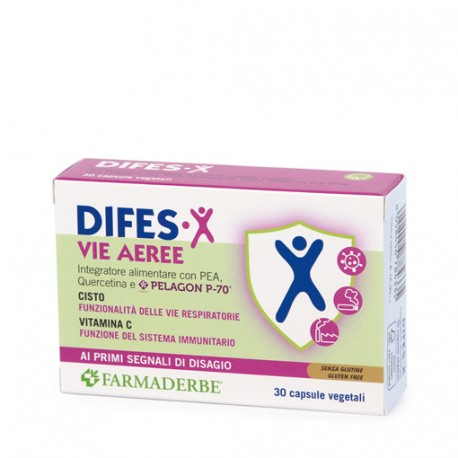 DIFES.X VIE AEREE - FARMADERBE -