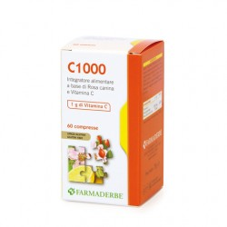 C 1000 VITAMINA C - FARMADERBE -