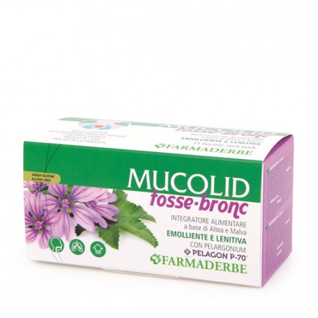 MUCOLID TOSSE BRONC BUSTINE - FARMADERBE -