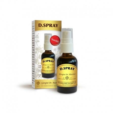 D.SPRAY - DR.GIORGINI -