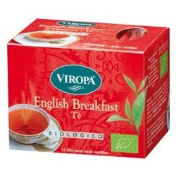 ENGLISH BREAKFAST TE' BIOLOGICO - VIROPA -