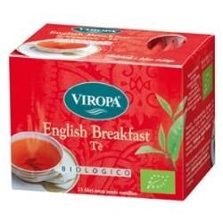 ENGLISH BREAKFAST TE' BIOLOGICO - VIROPA -