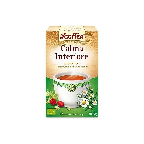 YOGI TEA - CALMA INTERIORE - biologico