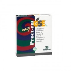 PRODECO GSE PROCT-EM EASY INTEGRATORE PER EMORROIDI 30 CPS