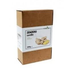 ZENZERO CANDITO SENZA ZUCCHERO - FORLIVE -