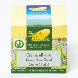CREMA ALL' ALOE - SEGRETI DI NATURA -