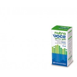 NUTRA VOCE SPRAY - FARMADERBE -