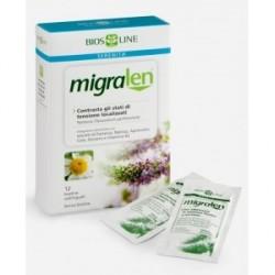 MIGRALEN - BIOSLINE - 12 BUSTINE SUBLINGUALI