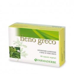 FIENO GRECO 60 CAPSULE VEGETALI - FARMADERBE -