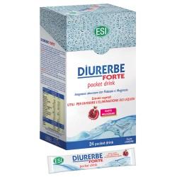 DIURERBE FORTE POCKET DRINK MELOGRANO-- ESI -