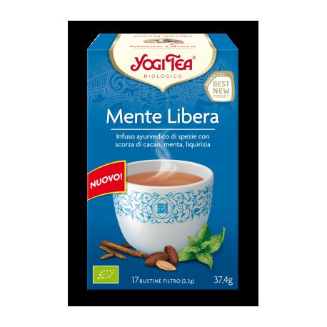 YOGI MENTE LIBERA FILTRI BIO - YOGI TEA -