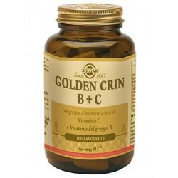 GOLDEN CRIN B+C SOLGAR 100 TAVOLETTE